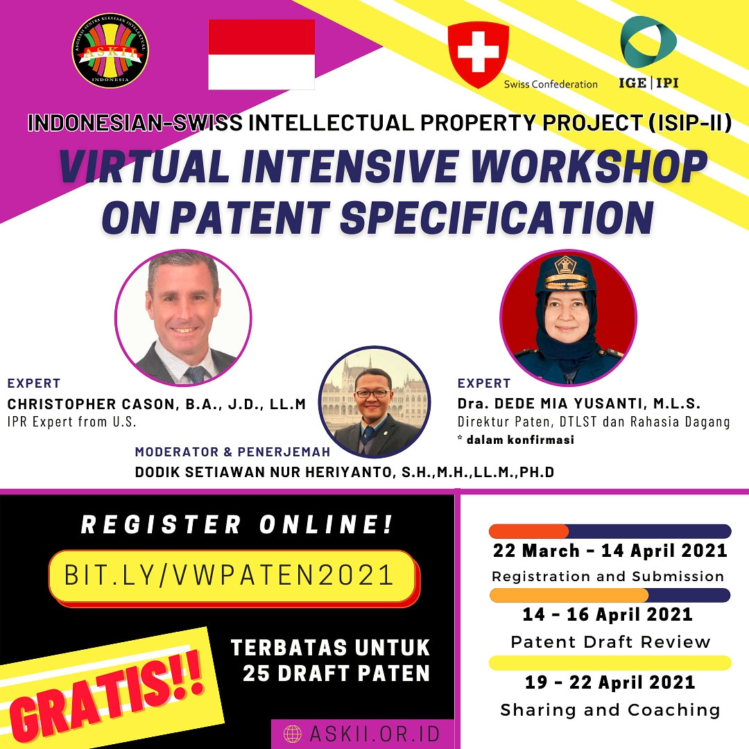 Virtual Intensive Workshop On Patient Specification